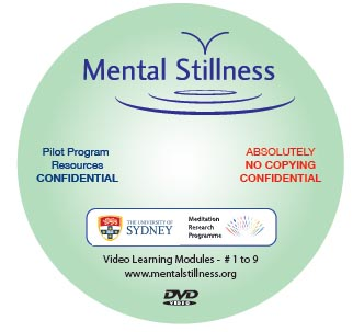 Mental Stillness DVD